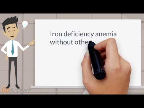 Is Anemia Associated With Colon Cancer Youtube