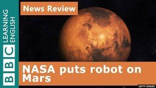 Nasa Lands On Mars: Bbc News Review