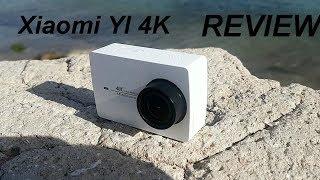 Review en español Xiaomi YI 4K action camera