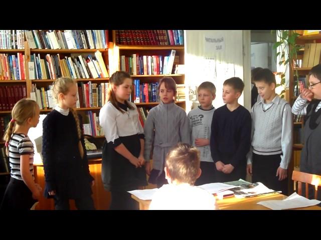 Изображение предпросмотра прочтения – ЮляГинниатулина читает отрывок изпроизведения «Двенадцать месяцев» С.Я.Маршака