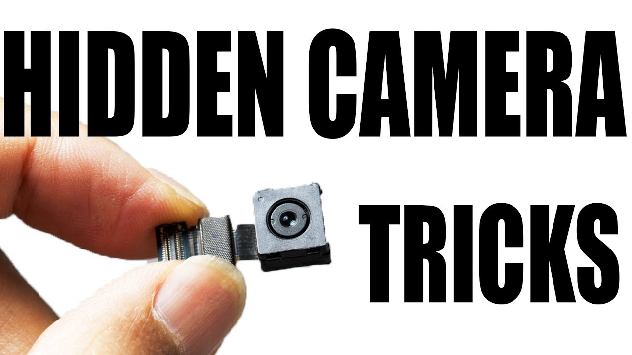 DIY Hidden SPY Camera