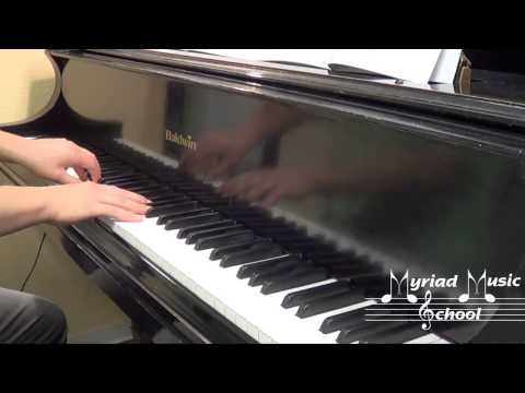 Chanson -- Piano Adventures Lesson Book 4