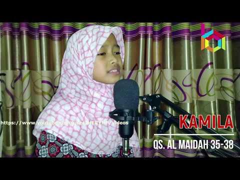 TILAWAH QS AL MAIDAH 35-38