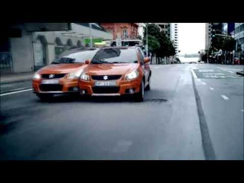 Suzuki Sx4 X Over Extended Version Youtube