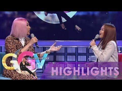 GGV: Janine shares a song she used to sing as a child