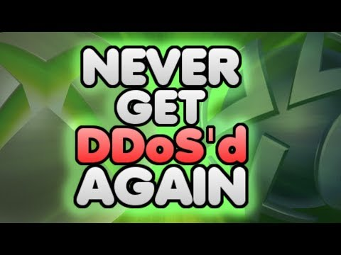 How to not get hit / DDoS / booted offline (3 Methods; PC, Xbox, Playstation)