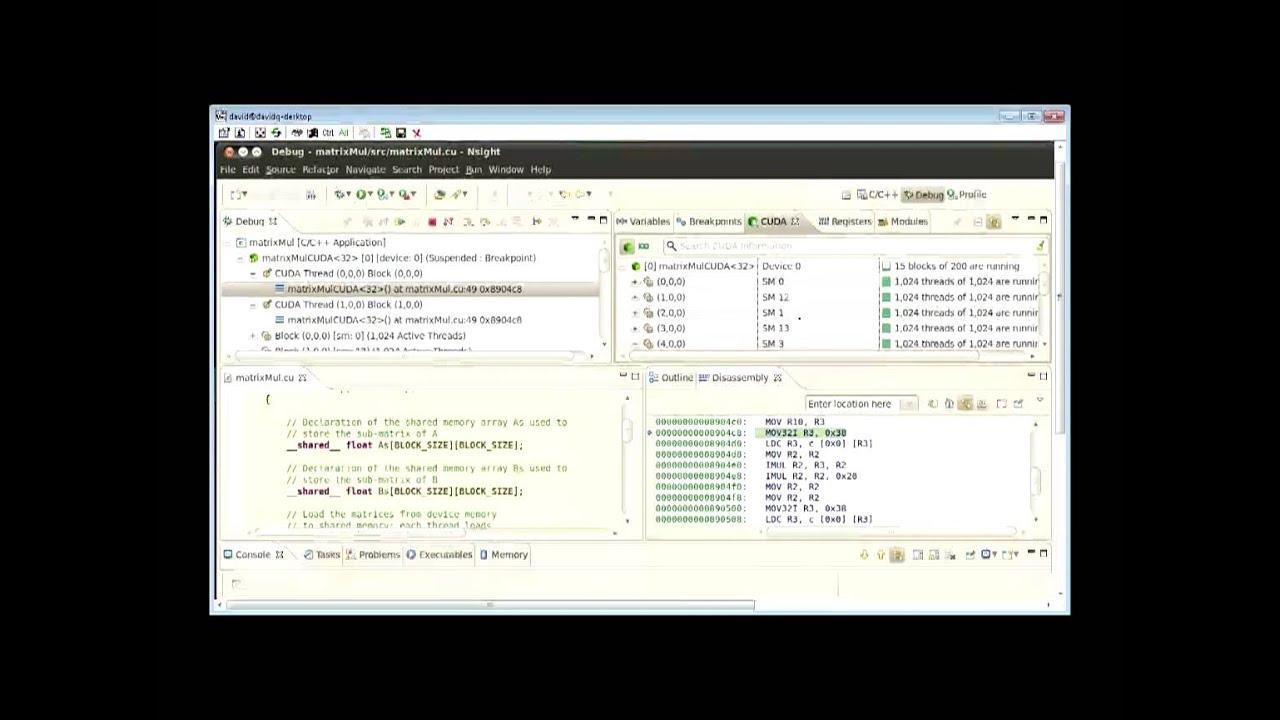 Nsight Eclipse Edition | NVIDIA Developer