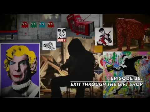EXIT THROUGH THE GIFT SHOP Documentary Review, Themes & Memes Ep38