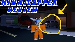IS IT WORTH BUYING l JAILBREAK MINI COPPER REVIEW(ROBLOX)
