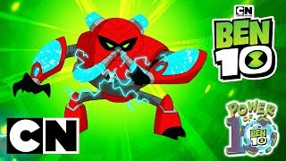 Ben 10 | Top Alien Transformations
