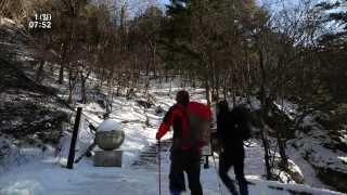 영상앨범 산  겨울 이야기 오대산  Odae Mountain in South Korea (1/2)