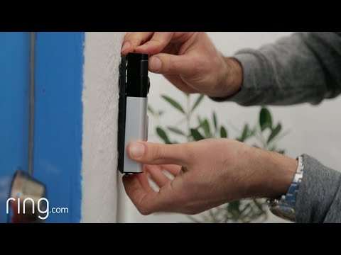 Ring Video Doorbell Installation: How To Fix Mounting Issues