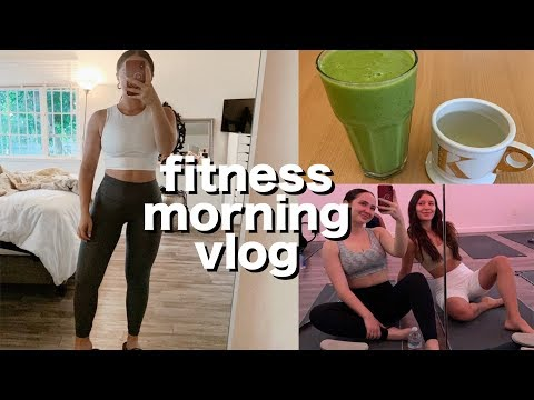 fitness-morning-vlog:-work-out-with-me-+-lululemon-haul