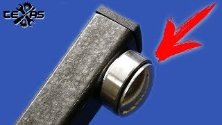 IT'S BRILLIANT! The simplest tool of profile pipes