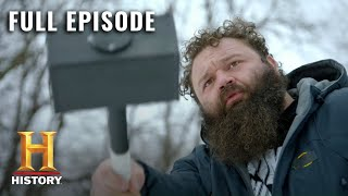 The Strongest Man in History: VIKING STRENGTH CHALLENGE (S1, E1)   Full Episode   History