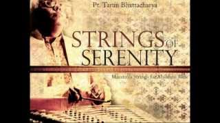 Blissful Santoor Instrumental-Bhatiyali Dhun-Bengali Folk by Pt. Tarun Bhattacharya (Longer Version)