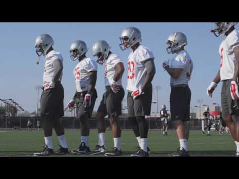 UNLV Football Camp Rebel: Practice 1