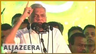 🇱🇰Sri Lankan PM Wickremesinghe seeks new political alliances | Al Jazeera English