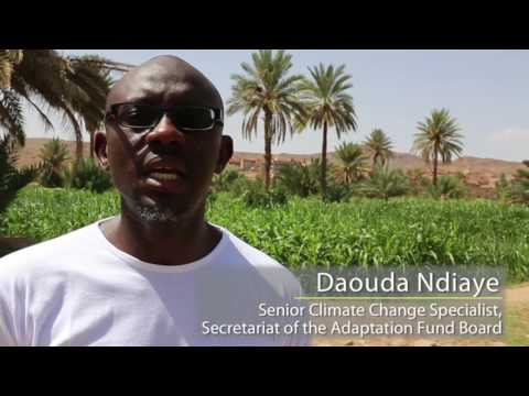 Adaptation Fund: Managing Drought in Morocco through Water Canals (HD)