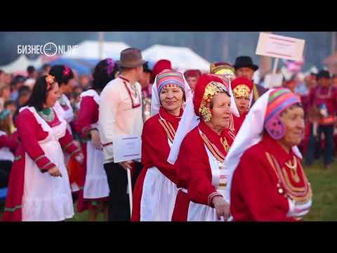 В селе Зюри Мамадышского района отметили праздник Питрау