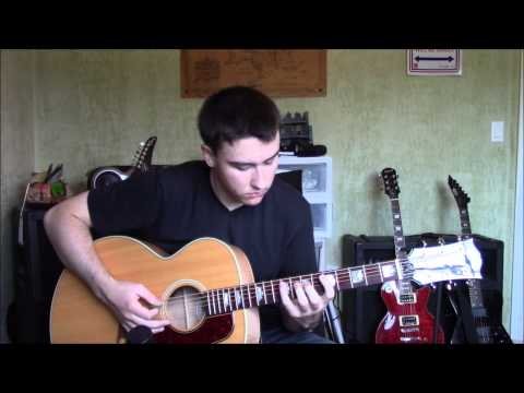 Remember Everything - Five Finger Death Punch (Guitar Cover)