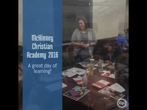 McKinney Christian Academy: A day of Team Building