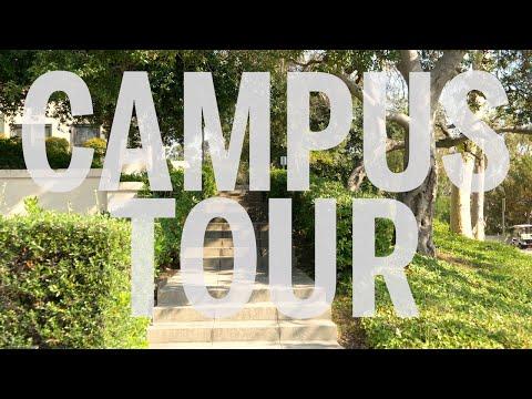 Campus Tour of Occidental College
