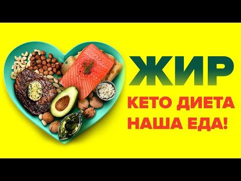 Фильм Жир 2019 - кето диета наша еда!