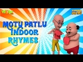 Indoor Rhymes - Motu Patlu Rhymes - Available Worldwide!