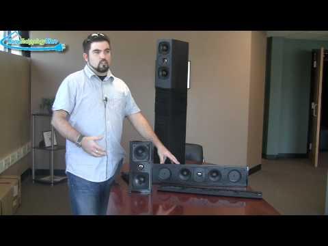 hook up floor speakers