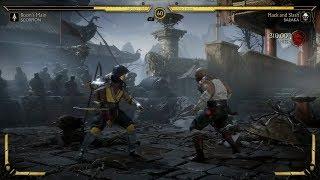 Baixar MK11: Scorpion Vs Baraka Gameplay