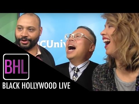 Cast of NBC's 'Superstore'  NBC Universal Press Tour 2016  Black Hollywood Live