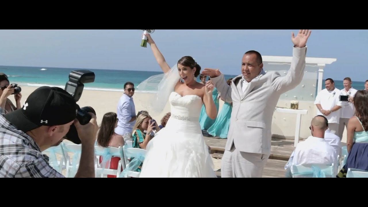 Wedding Films Punta Cana Hardrock Hotel Aug 2017 You