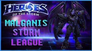 Heroes of the Storm Malganis Melee Tank Storm League
