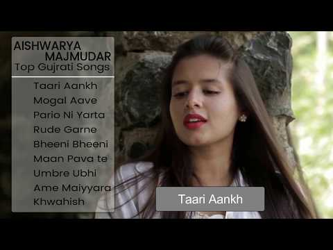 Aishwarya Majmudar | Top ever green Gujarati  Songs