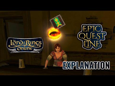 LotRO Epic Quests  Explanation