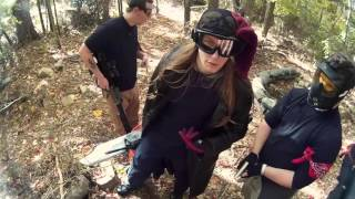 Airsoft Zombie Outbreak Part 1