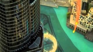 BASE Jump (4K) - Burj Khalifa