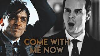 COLLAB II Sherlock & Gotham II Come With Me Now [+Nicole Nikla CZ]
