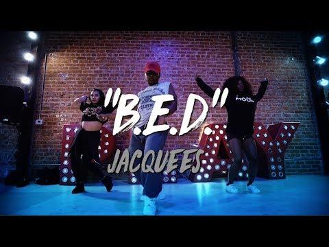 "Jacquees - ""B.E.D."" | Nicole Kirkland Choreography"