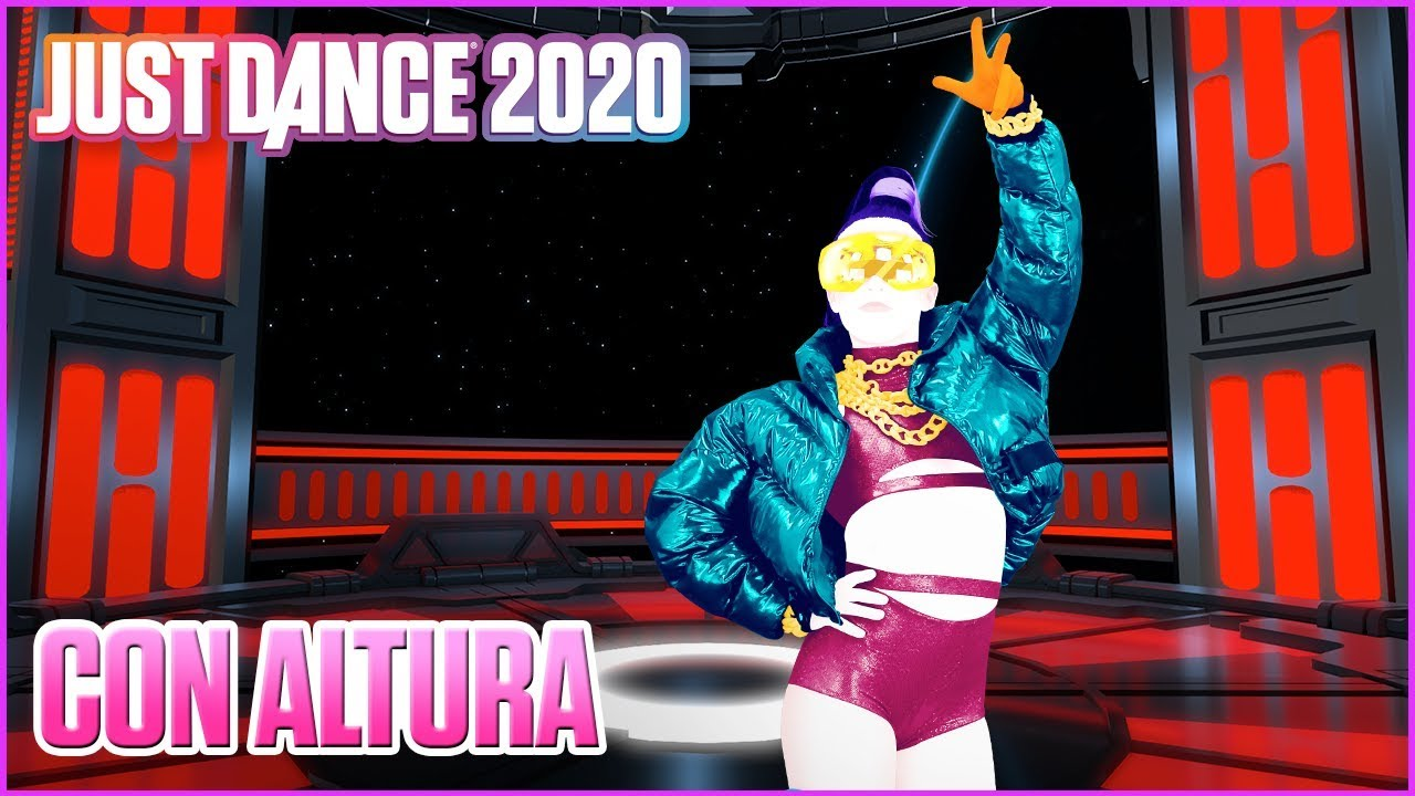 2020 Dance Trends.Just Dance 2020 Con Altura By Rosalia J Balvin Ft El Guincho Official Track Gameplay Us