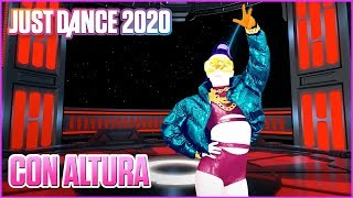 Just Dance 2020 Con Altura by ROSALÍA & J Balvin Ft El Guincho Official Track Gameplay US