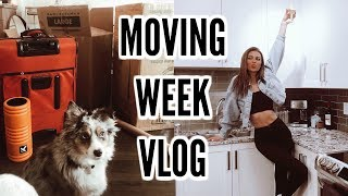 Moving Into Our New Place! VLOG | MEL WEEKLY #79