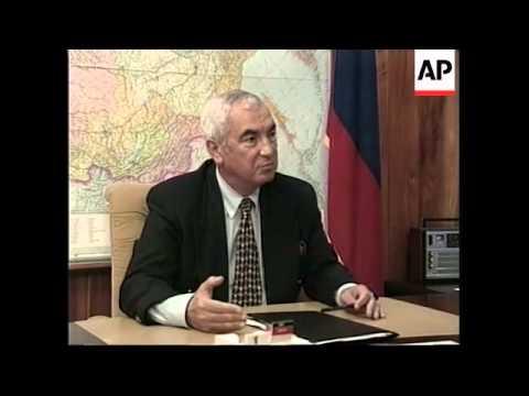 CUBA: PUTIN DISCUSSES RUSSIANS RELATIONSHIP WITH CUBA