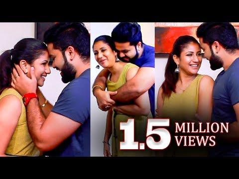 Alya Manasa And Sanjeev Romantic Dance   High On Love   Yuvan Shankar Raja   Raja Rani Couple