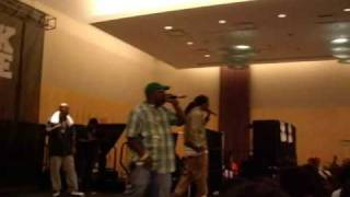 Bet Black College Tour Morgan state Playaz circle Live