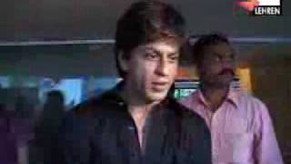 Shahrukh Khan Comments on the Prophet Muhammad a writing error
