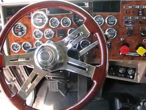 1999 Peterbilt 379exhd Youtube