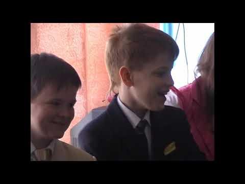 Окончание начальной школы в Кокошкино 2012г. 4а класс