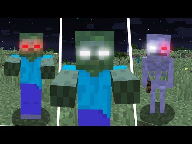 HEROBRINE ed ENTITY303 controllano i MOB di Minecraft